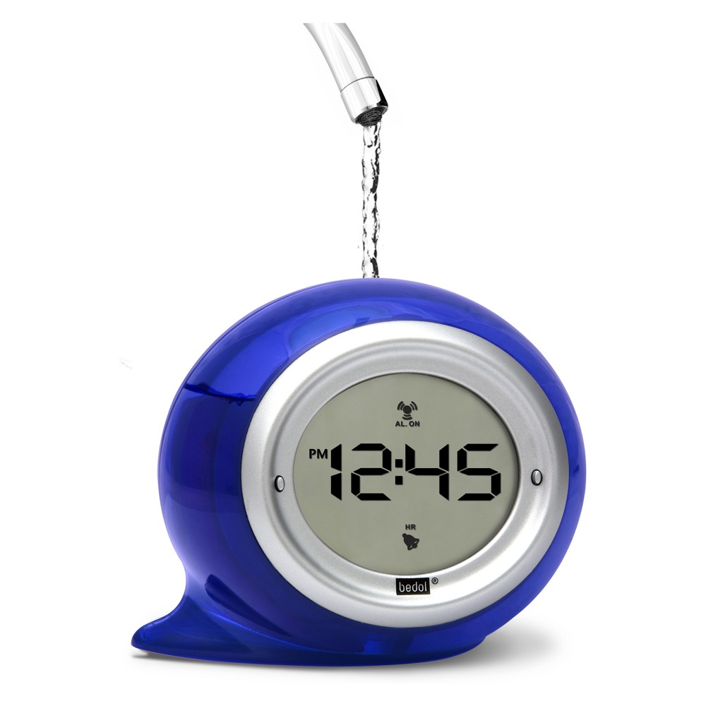Image of Decorative Water Clock Squirt Blue - Bedol