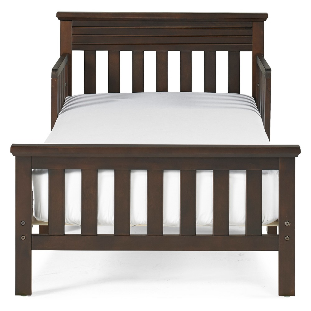 Fisher-Price Newbury Toddler Bed - Espresso (Brown)