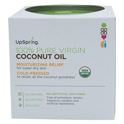 UpSpring Organic Coconut Oil - 5oz