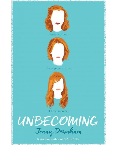 Unbecoming (Reprint) (Paperback) (Jenny Downham) - image 1 of 1