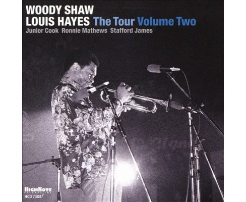 Woody Shaw - Tour:Volume Two (CD) - image 1 of 1