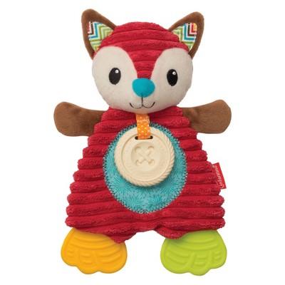 Infantino® Go GaGa Fox Cuddly Teether