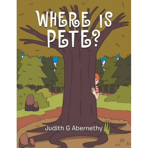 Where Is Pete? - by  Judith G Abernethy (Paperback) - image 1 of 1