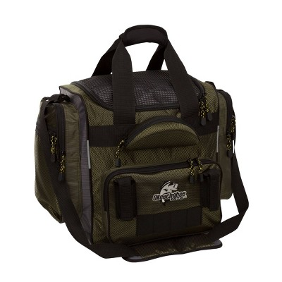 Okeechobee Fats Deluxe Tackle Bag with 8 Boxes