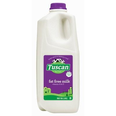 Tuscan Skim Milk - 0.5gal