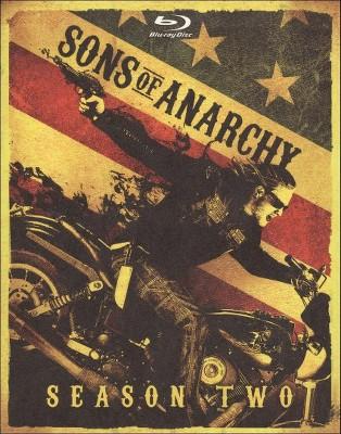 Sons of Anarchy: Season 2 (Blu-ray)