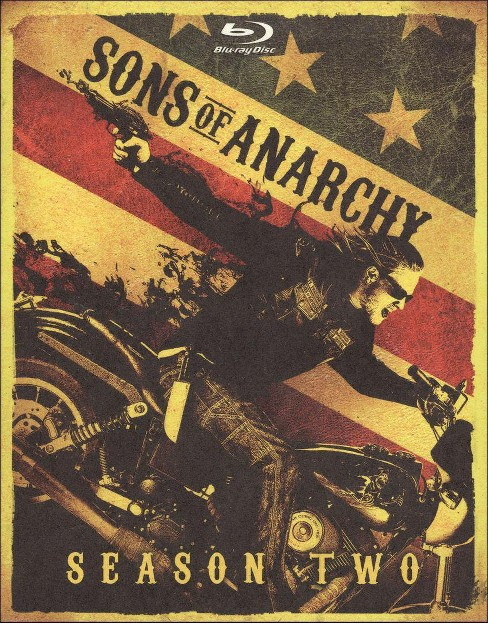 Sons of Anarchy: Season Two [3 Discs] [Blu-ray] - image 1 of 1