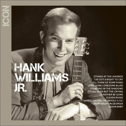Hank jr. williams - Icon:Hank williams jr (CD) - image 1 of 1