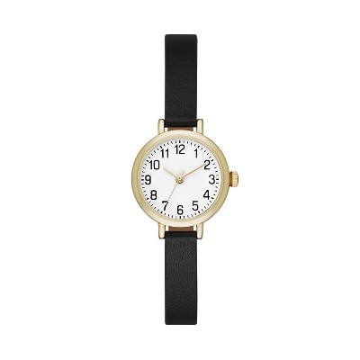 Women's Full Arabic Strap Watch - A New Day™