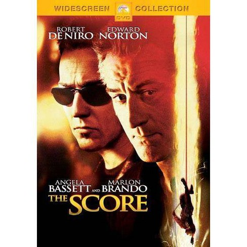 The Score (DVD) - image 1 of 1