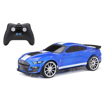 New Bright R/C  Full Function  Vehicle Ford Shelby GT 350  2021 - 1:12 Scale  - Blue