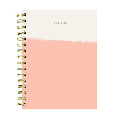"""2020 Planner 8"""" x 6.5"""" Rose & Cream - image 1 of 3"""