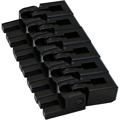 Floyd Rose Special Series Bridge Saddles (Set of 6) Black