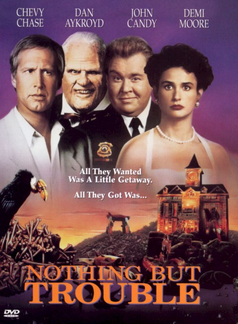 Nothing But Trouble (dvd_video) - image 1 of 1