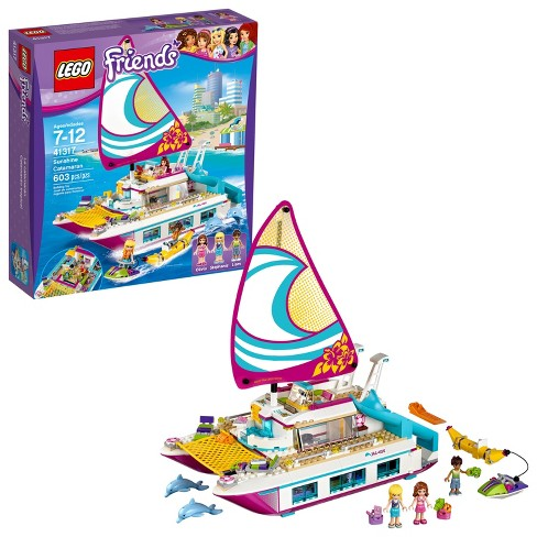 LEGO® Friends Sunshine Catamaran 41317 - image 1 of 19
