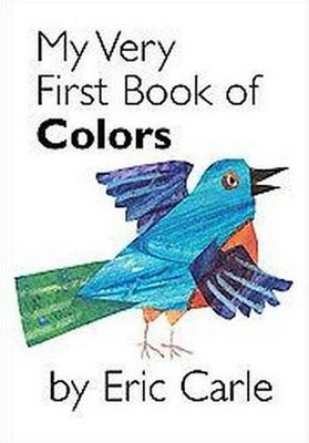My Very First Book Of Colors (Board)