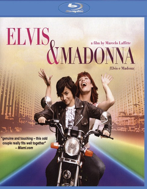 Elvis and madonna (Blu-ray) - image 1 of 1