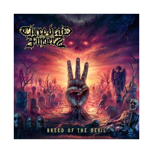 Three Dead Fingers - Breed Of The Devil (CD) - image 1 of 1