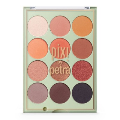Pixi by Petra Eye Reflection Shadow Palette Rustic Sunset - 0.58oz