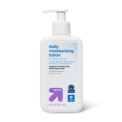 Daily Moisturizing Lotion for Normal to Dry Skin - 8 fl oz - up & up™