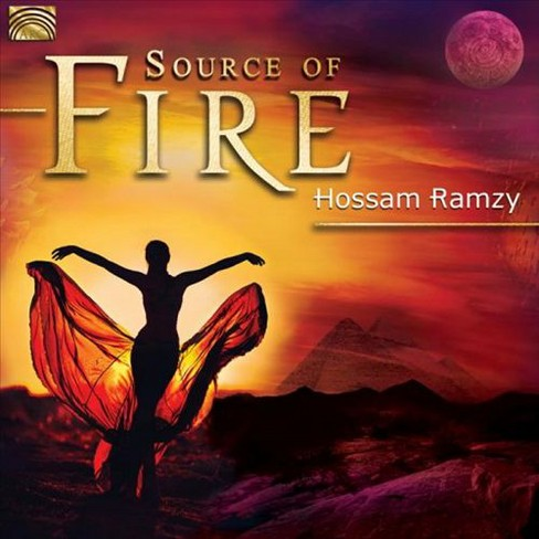 Hossam ramzy - Source of fire (CD) - image 1 of 1