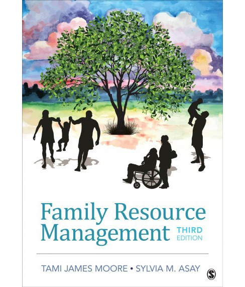 Family Resource Management -  by Tami James Moore & Sylvia M. Asay (Paperback) - image 1 of 1