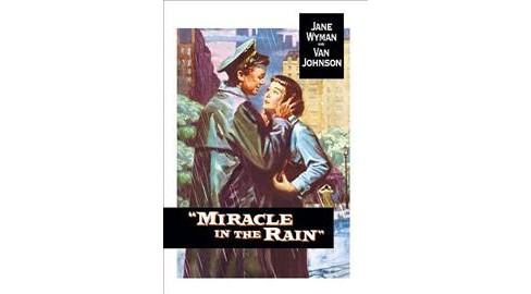 Miracle In The Rain (DVD) - image 1 of 1