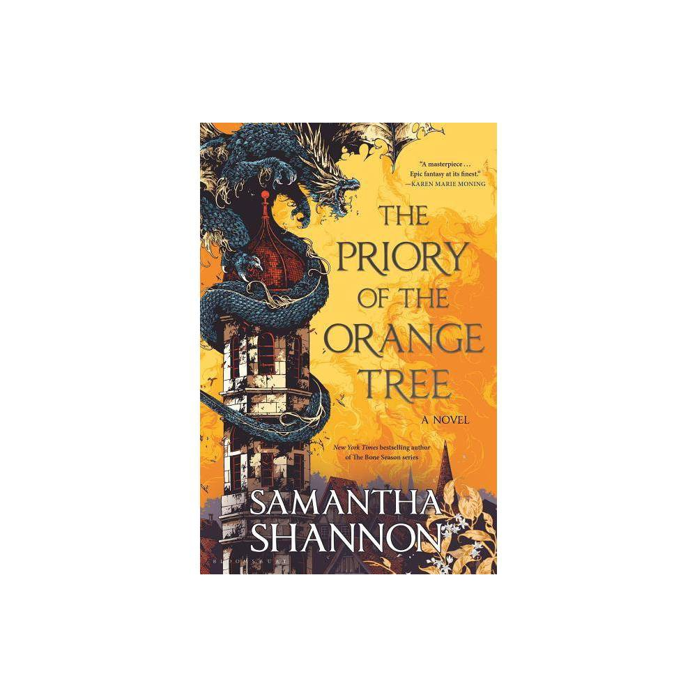 The Priory Of The Orange Tree By Samantha Shannon Hardcover