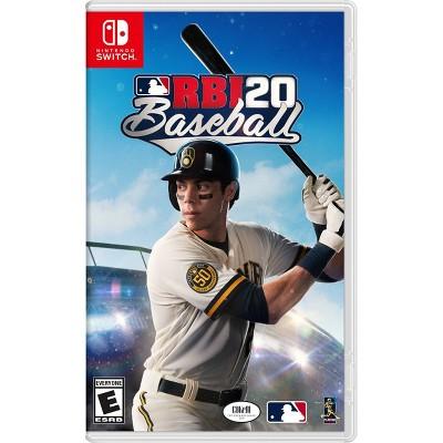 RBI Baseball 20 - Nintendo Switch