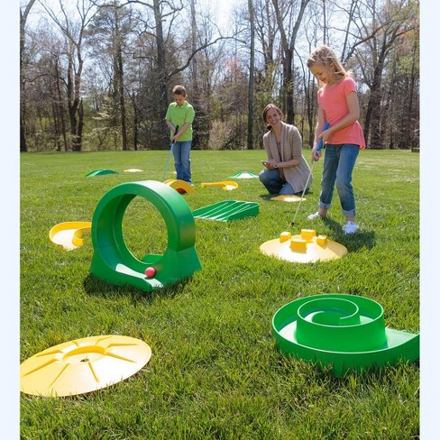 Design-Your-Own Mini Golf Deluxe Course Kit For Kids - Defacto Gmbh - image 1 of 2