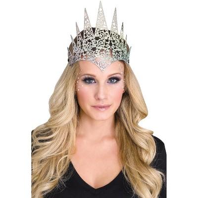 Fun World Glitter Crown (Holographic)