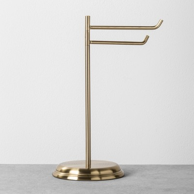 Towel Rack Brass - Hearth & Hand™ with Magnolia