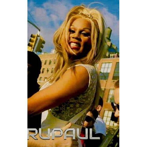 RuPaul Drag Journal - by  Sir Michael Huhn & Michael Huhn (Paperback) - image 1 of 1