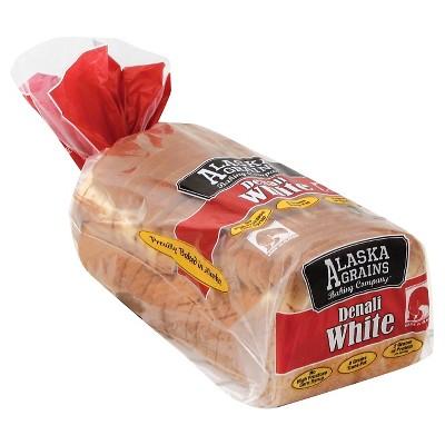 Alaska Grains Denali White Bread - 22.5oz