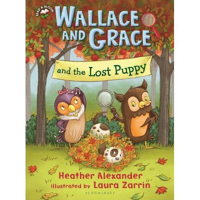 Wallace and Grace and the Lost Puppy - by  Heather Alexander (Hardcover)
