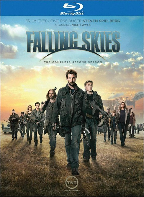 Falling Skies: The Complete Second Season [2 Discs] [Blu-ray] - image 1 of 1