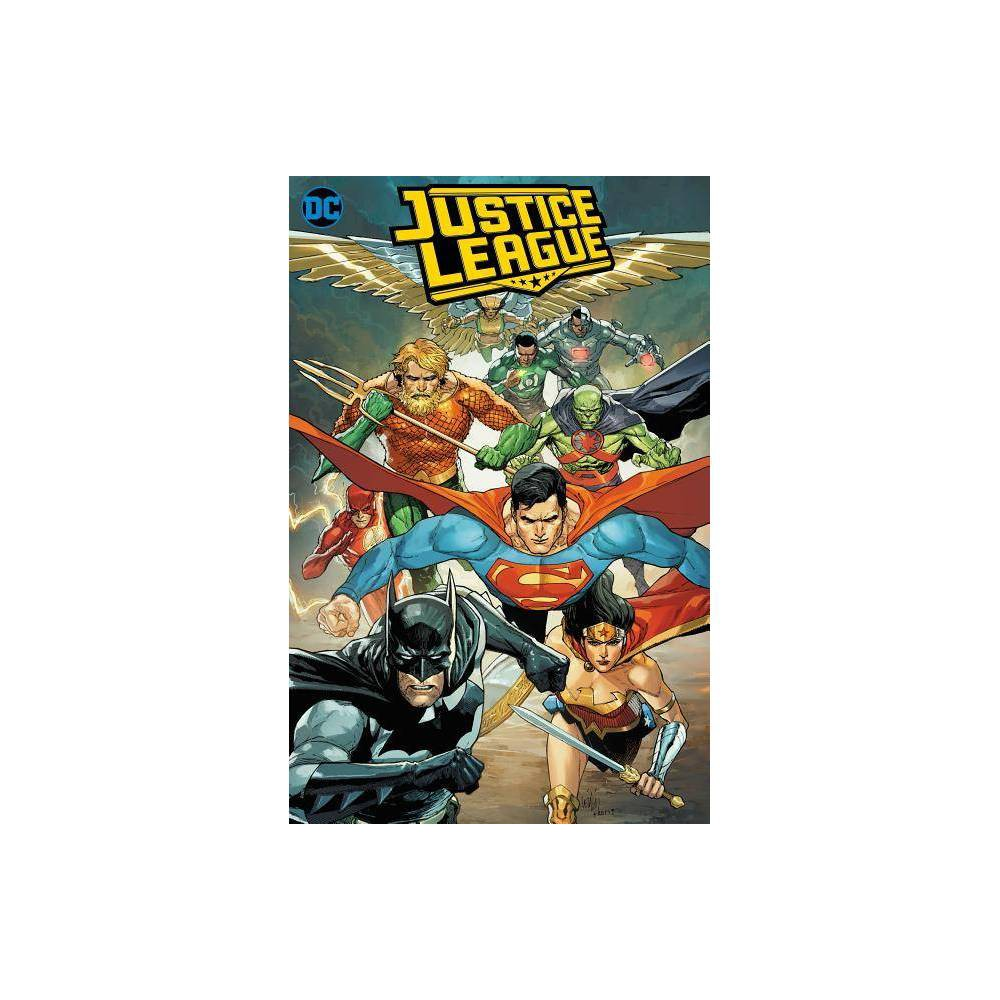Justice League Vol 4 The Sixth Dimension By Scott Snyder Paperback