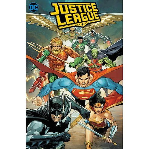 Justice League Vol. 4: The Sixth Dimension - by  Scott Snyder (Paperback) - image 1 of 1