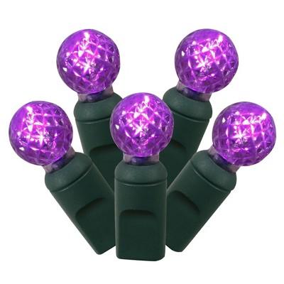 Vickerman Single Mold G12 Berry LED Christmas light set