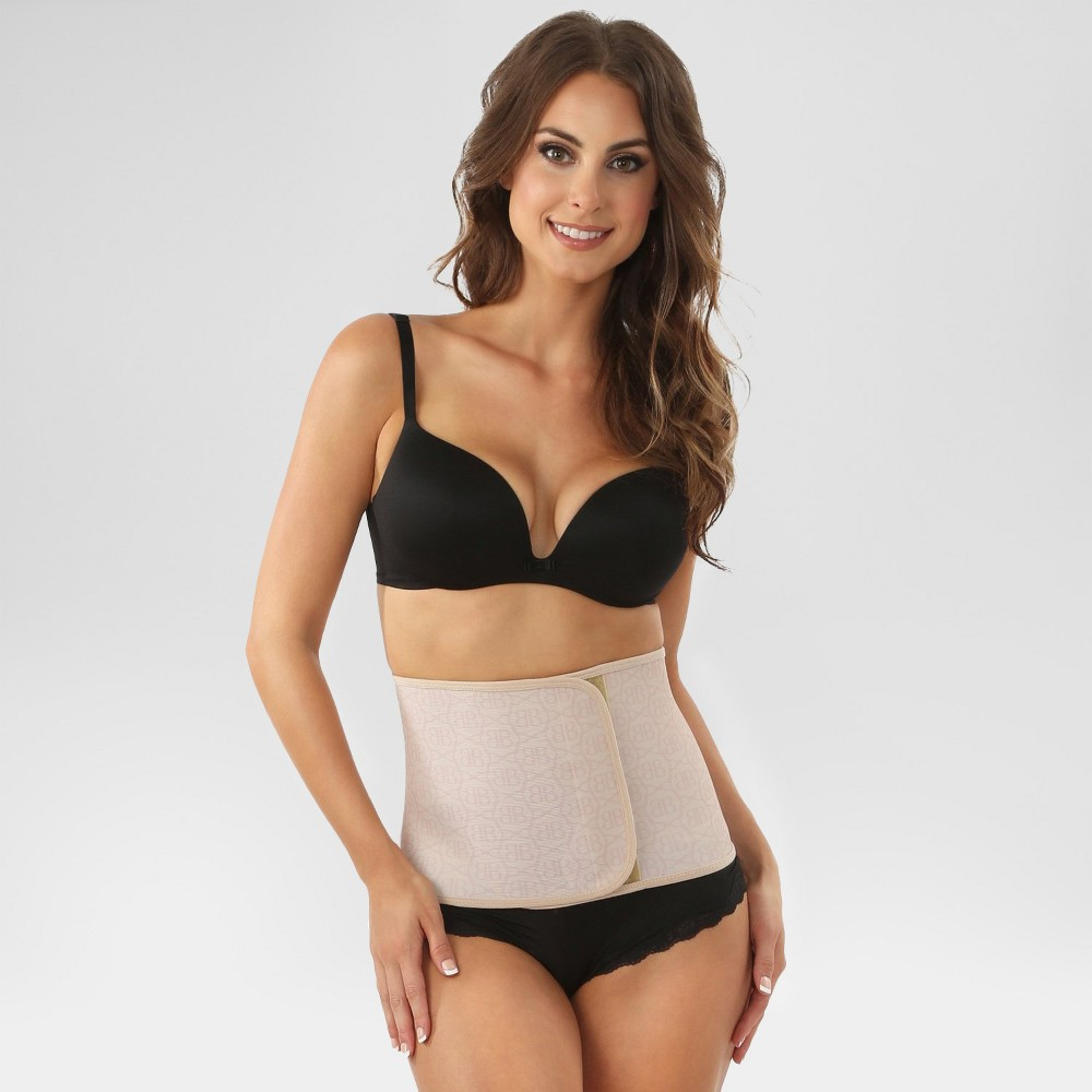 Maternity Post Pregnancy Belly Wrap - Belly Bandit - Nude M, Women's