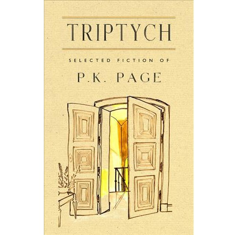 Triptych : Selected Fiction of P. K. Page -  (Paperback) - image 1 of 1