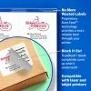 "Avery 3 1/3"" x 4"" 60ct TrueBlock Shipping Labels - image 4 of 6"