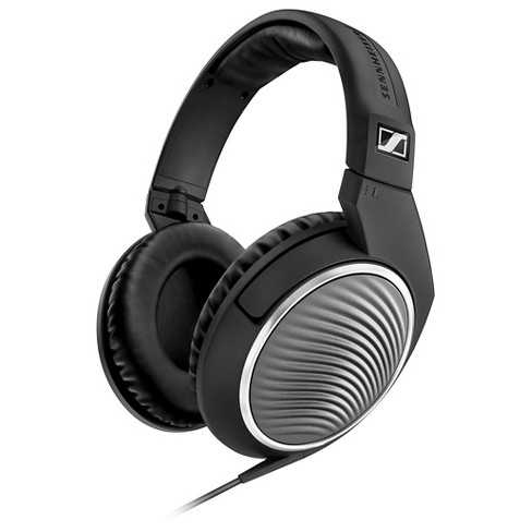 Sennheiser® Over-Ear Headset with Balanced Sound and 3 Button Smart Remote (iOS) - Black - image 1 of 6