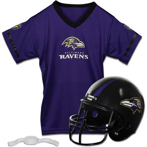 NFL Baltimore Ravens Youth Uniform Jersey Set
