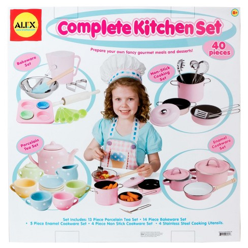 Alex Toys Complete Kitchen Set Target
