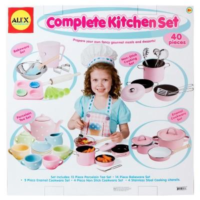 ALEX® Toys Complete Kitchen Set
