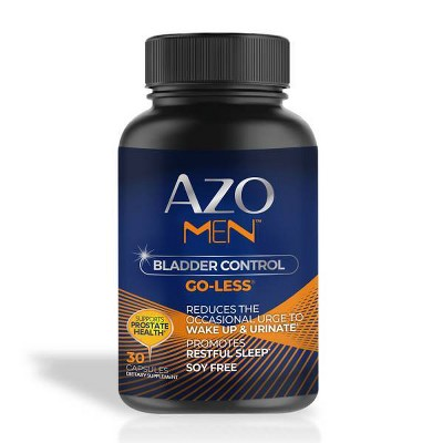 AZO Bladder Control Men's Capsules - 30ct