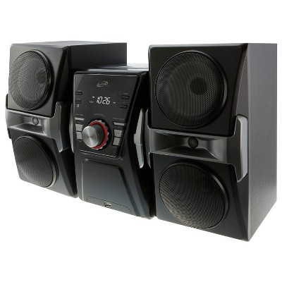 iLive Bluetooth CD Home Music System with FM Tuner & LED Lights