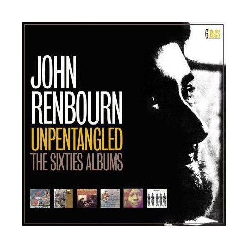 John Renbourn - Unpentangled: The Sixties Albums (CD) - image 1 of 1