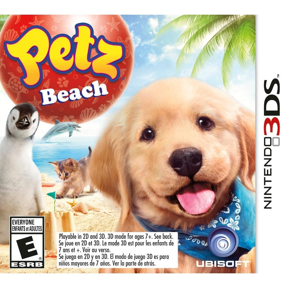 Petz: Beach Nintendo 3DS, Video Games